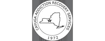 Cayuga Addiction Recovery Services logo - Home