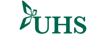 United Health Services Hospital logo - Home